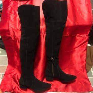 Splendid thigh high boots